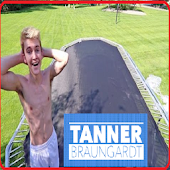 Tanner Braungardt - Trampoline Videos