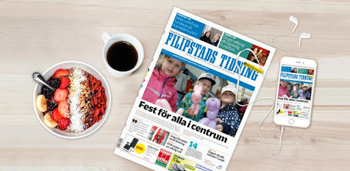 dejt 30 illamende Inlandsbanan genom Filipstads kommun