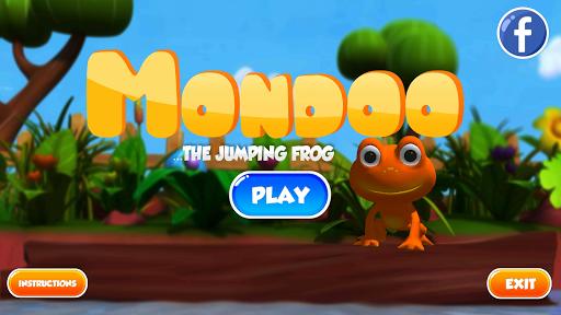 Mondoo - The Jumping Frog