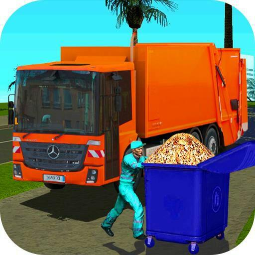 Garbage Simulator: City Drive 3D