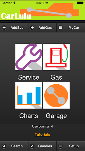Carlulu Pro Car Service Gas