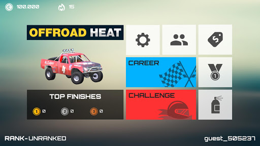 Offroad Heat 1.0.3 {cheat|hack|gameplay|apk mod|resources generator} 3