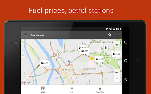 Fuelio: Gas log & costs- screenshot thumbnail
