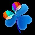 Blue Go Theme icon