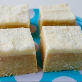 Lemon Coconut Slice No Cook Recipes