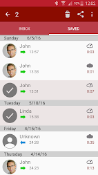 Automatic Call Recorder APK screenshot thumbnail 5