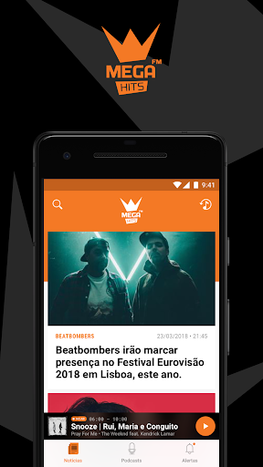 Mega Hits: mais música nova 1.2.0 screenshots 1