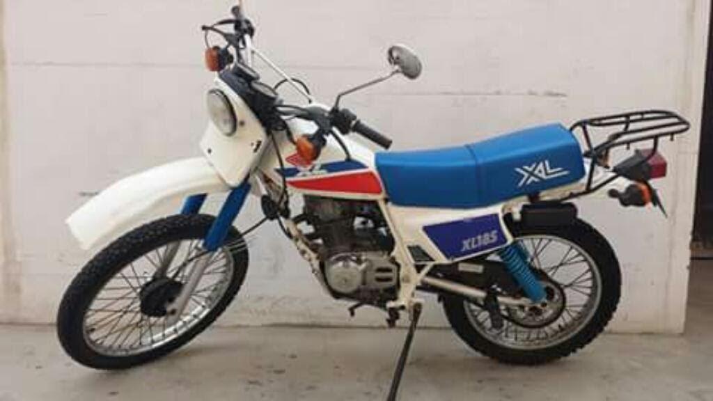 Honda XL 185 S-manual-taller-despiece-mecanica
