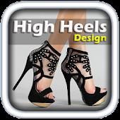 100 High Heels Design