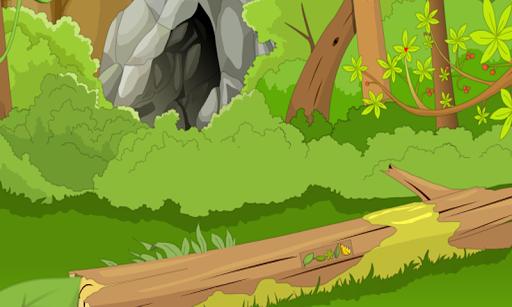 魔法の原生林の脱出