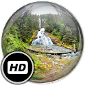 Panorama Wallpaper: Waterfalls icon