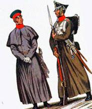 Шинель -- атрибут военной формы