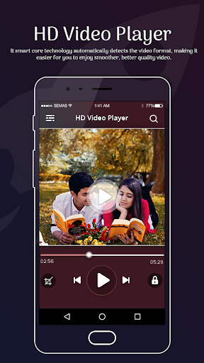 Video Player Pro 1.0 screenshots 2
