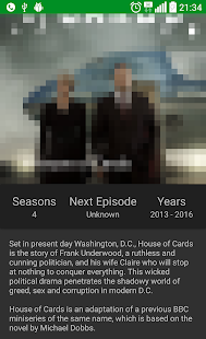 Tv Series Collector- screenshot thumbnail