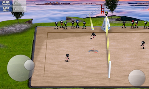 Stickman Volleyball v1.0.2 (Unlocked)
