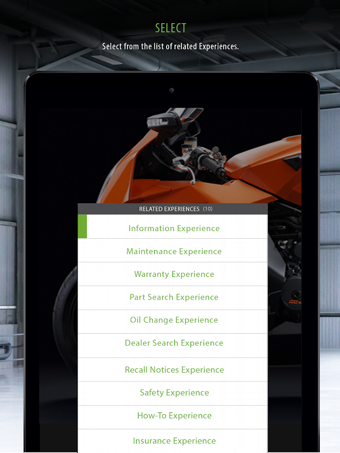 ThingWorx View- screenshot