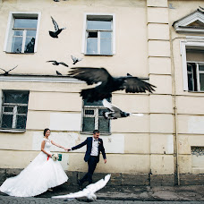 Wedding photographer Aglaya Zhuravleva (Shadoof). Photo of 11.10.2017