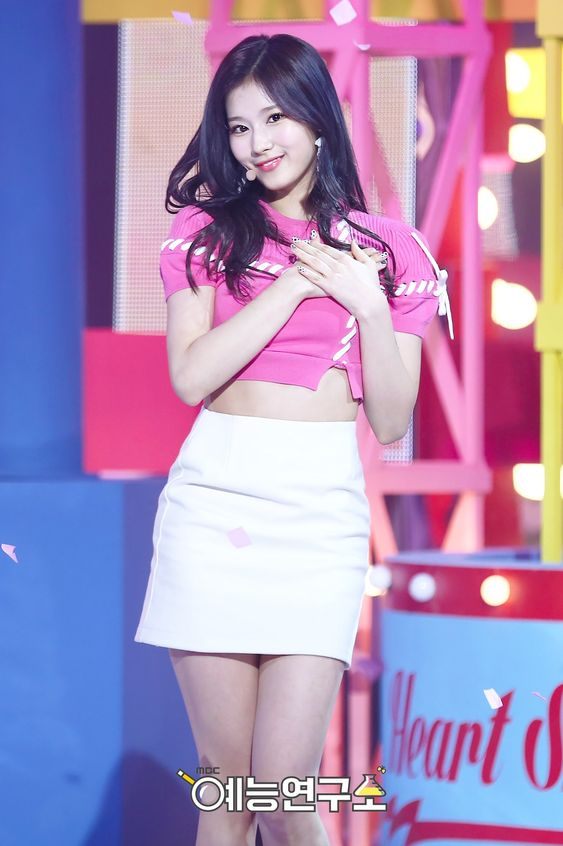 pink sana 12