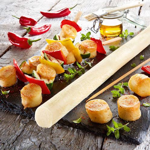 Abbildung Gourmet Grillkäse