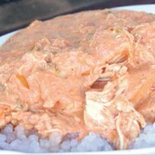 Creamy Mexican Chicken