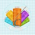 Sew Simple Circle icon