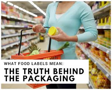 What Food Labels Mean: The Truth Behind the Packaging