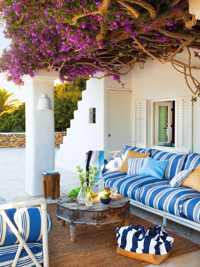df18b8a268648 Dosis Arquitectura  Casa de Ibiza en el estilo mediterráneo.