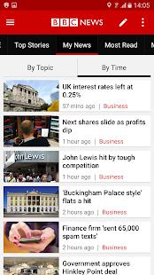 BBC News Screenshot 2
