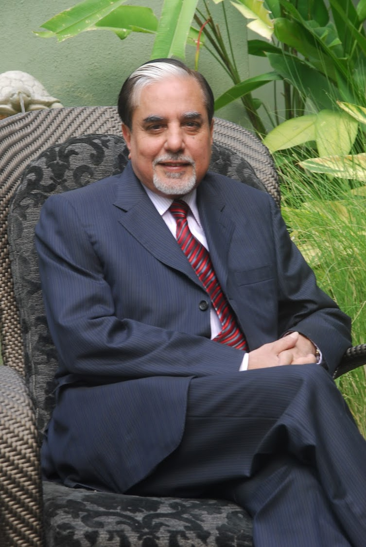 Subhash Chandra. Picture: SUPPLIED BY ESSEL GROUP