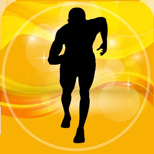 GPSランニングトラッカー 健康 App LOGO-硬是要APP