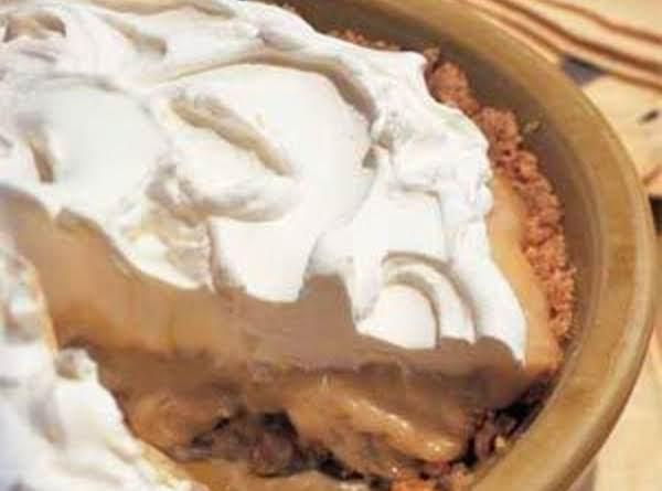 Peanut Butter-banana Pie Recipe