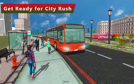 Passenger Bus Simulator City Coach 1.1 screenshots 1