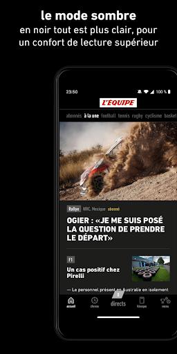 L'Équipe screenshot 7