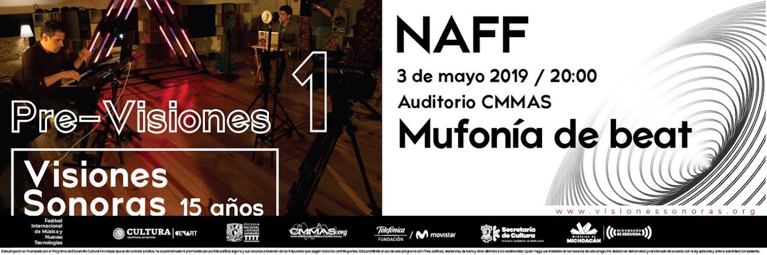 Concierto Pre-Visiones 1. Mufonía de beat (México)