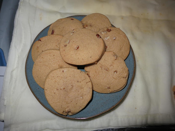 Caramel Nut Slices Recipe