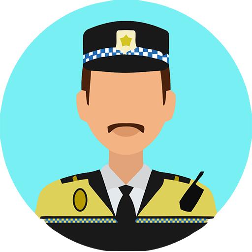 Test Oposiciones Policía Local Android APK Download Free By Smart Cat SC
