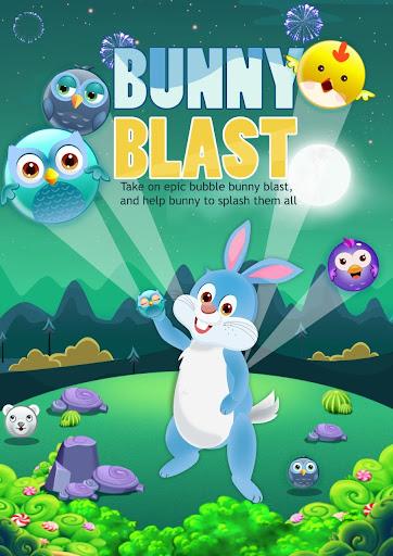 Bubble Bunny Blast