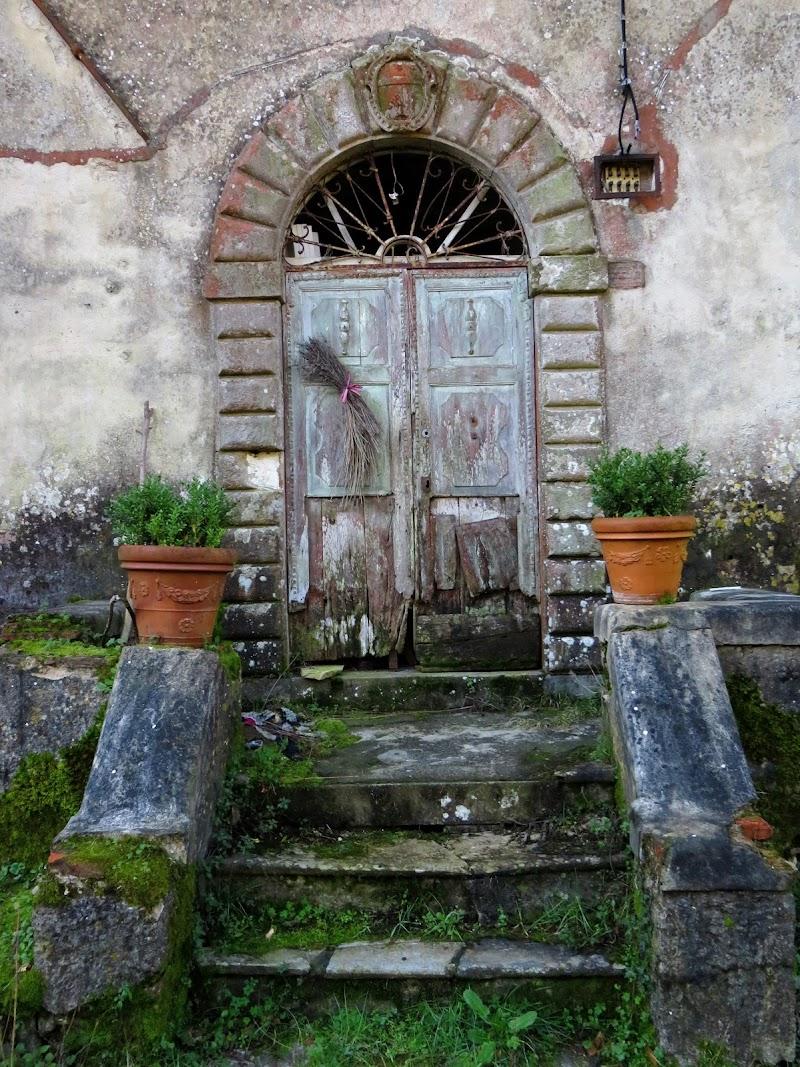 Porta vintage di Giorgio Lucca