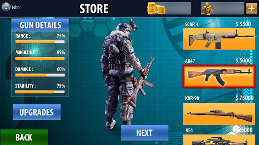 Real Cover Fire: Offline Sniper Shooting Games 1.14 screenshots 10