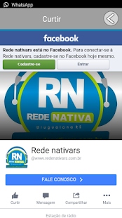 Rede Nativa RS- screenshot thumbnail