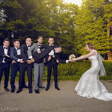 Wedding photographer Sabin Neacsa (blackandyellow). Photo of 16.09.2016