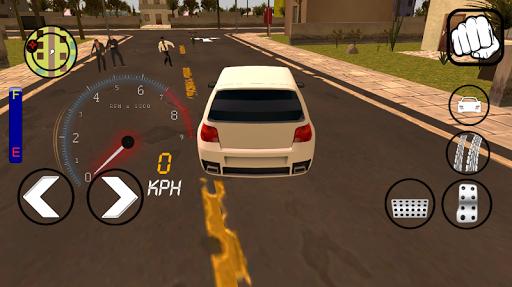 Grand zombie in Sun Andreas 2 1.0 screenshots 1