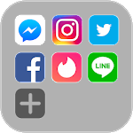 Dual Apps- balance  different social network 4.3.4