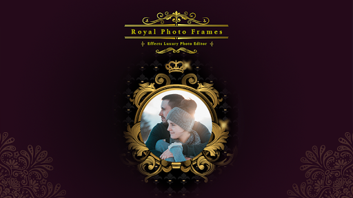 Royal Photo Frames And Effects Luxury Photo Editor screenshot 2