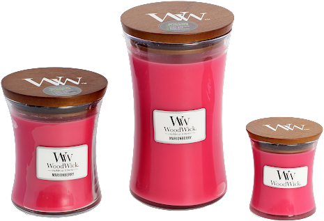 WoodWick - Marionberry