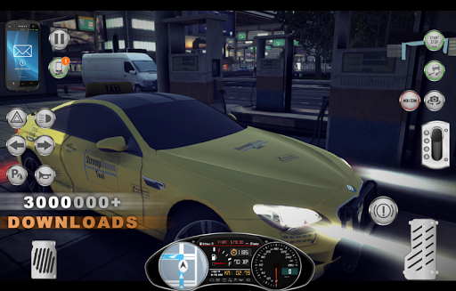Amazing Taxi Sim 2017 V3  screenshots 1