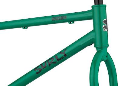 "Surly Lowside 27.5"" Frameset - Green Astro Turf  alternate image 0"
