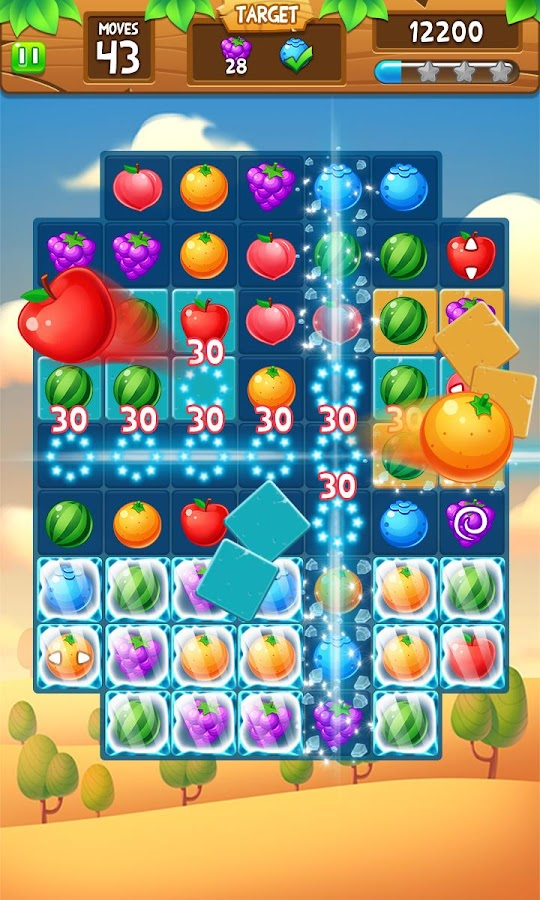 Fruits Break- screenshot