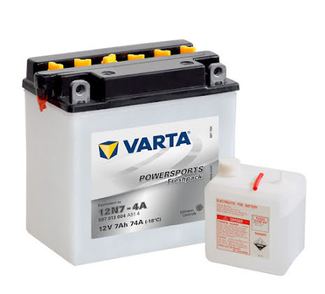 MC batteri Varta 12V/7Ah