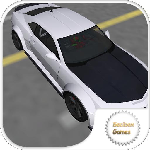 3D漂移停车场 模擬 App LOGO-硬是要APP